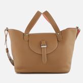 Meli-Melo Women's Thela Medium Floater Bag - Light Tan/Persimonio