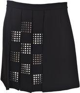Versus Studded Pleated Skirt