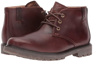Dunham Royalton Chukka Waterproof (Brown) Men's Shoes