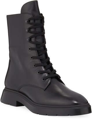 Stuart Weitzman McKenzee Combat Boots