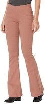 Thumbnail for your product : Rock and Roll Cowgirl High-Rise Pull-On Flare in Dusty Rose W1P6156