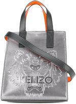 Kenzo Tiger tote - women - Leather/Nylon - One Size