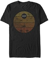 Star Wars Men's Lock on Target Graphic T-Shirt