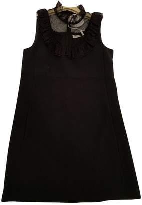 Chloé Black Wool Dress for Women