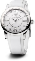 David Yurman Rubber Classic Swiss Quartz Watch, 34mm
