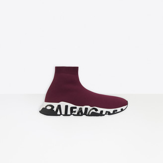 Balenciaga Speed Graffiti Sneaker