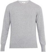 ÉDITIONS M.R Merino-wool and cashmere-blend sweater