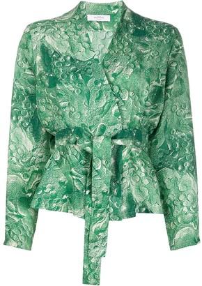 Roseanna Gemma abstract-print blouse
