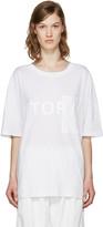 Perks And Mini White 'Utopia' T-Shirt
