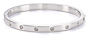 Kate Spade Stone Hinge Bangle