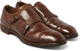 Officine Creative - Princeton Leather Monk-strap Shoes