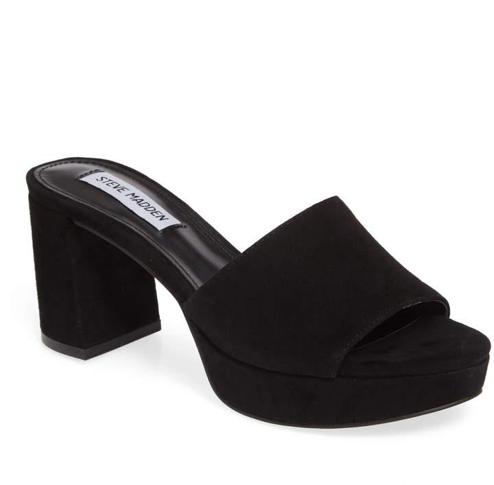 d860615004c Hayes Platform Slide Sandal