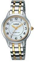 Lorus Watches Ladies Watch XS Classic Analogue Quartz Stainless Steel RG249JX9