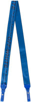 Off-White Blue Industrial bag strap