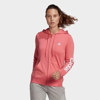 adidas Women's Essentials Full-Zip Hoodie