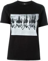 Yang Li picture print T-shirt