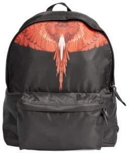 Marcelo Burlon County of Milan Choy Medium Backpack