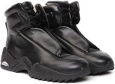 Maison Margiela Black Future Leather Sneaker