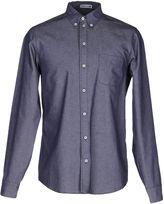 Quatre Saisons Denim shirts