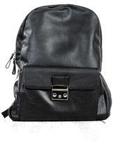 Andrea Incontri Black Lock Backpack