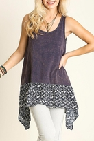 Umgee USA Mineral Washed Tunic