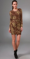 Tara Cheetah Dress