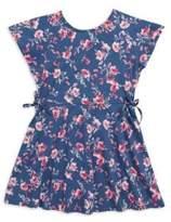 Splendid Toddler's & Little Girl's Floral-Print Cotton Dress