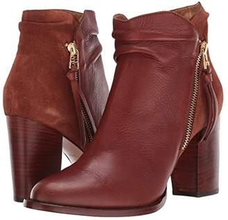 Lucchese Britta (Redwood) Women's Boots