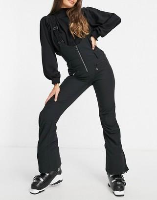 Roxy Summit ski bib in black