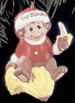 Hallmark Keepsake Ornament - Top Banana 1993 (QX5925)