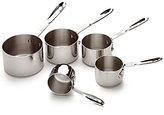 All-Clad Stainless Steel Measuring Cup Set