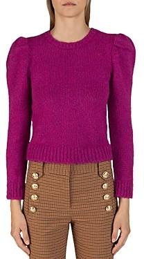 Derek Lam 10 Crosby Puff Sleeve Sweater