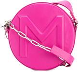 Thierry Mugler round crossbody bag