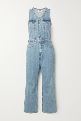 AGOLDE '70s Denim Jumpsuit - Light denim