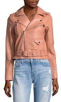 Parker Cooper Leather Jacket