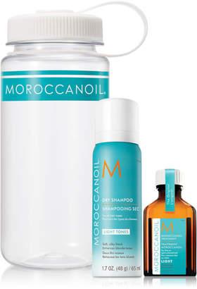 Moroccanoil Refresh Essentials - Light Tones (Worth 20.90)