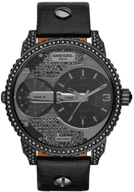 8015ca1010 Diesel(ディーゼル) ブラック レディース 時計 - ShopStyle(ショップスタイル)