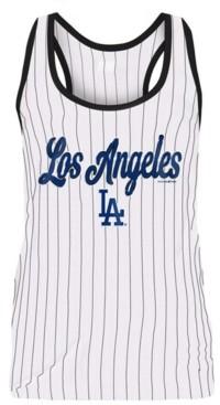 5th & Ocean Women's Los Angeles Dodgers Pinstripe Tank