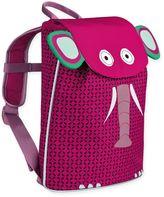 Lassig Mini Duffle Elephant Backpack in Wildlife Pink