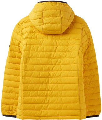 Joules Boys Cairn Packaway Padded Coat - Gold
