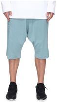 Yohji Yamamoto M Skylight Shorts Men's Shorts