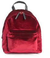 La Redoute Collections Velour Backpack