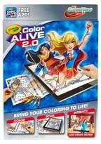 Crayola ; Color Alive 2.0 - DC SuperHero Girls®;