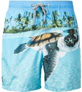 MC2 Saint Barth printed swim shorts