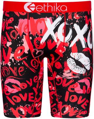 Ethika Painted Love Boys Boxer Briefs