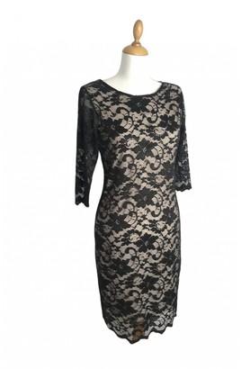 Et Vous Black Lace Dress for Women Vintage