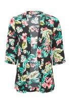 Select Fashion Fashion Womens Multi Tropical Soft Jacket - size 10