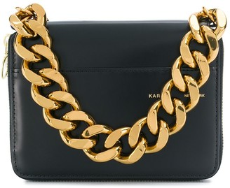 Kara Large Chain Wallet