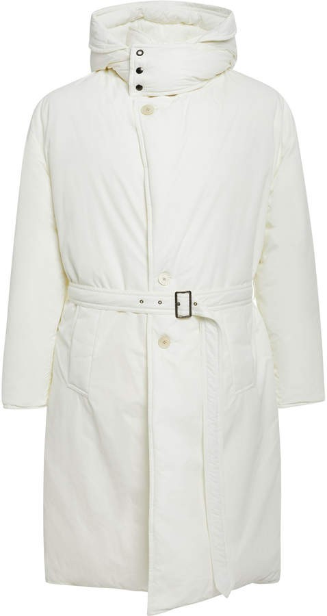 Givenchy Long Technical Puffer Coat