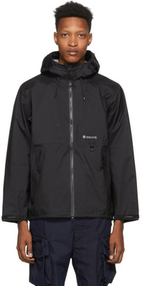 Snow Peak Black 2.5L Wanderlust Jacket